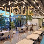 CLIQ CAFE - Unirii -AcTHE CLIQUE BİSTROoperis Retractabile